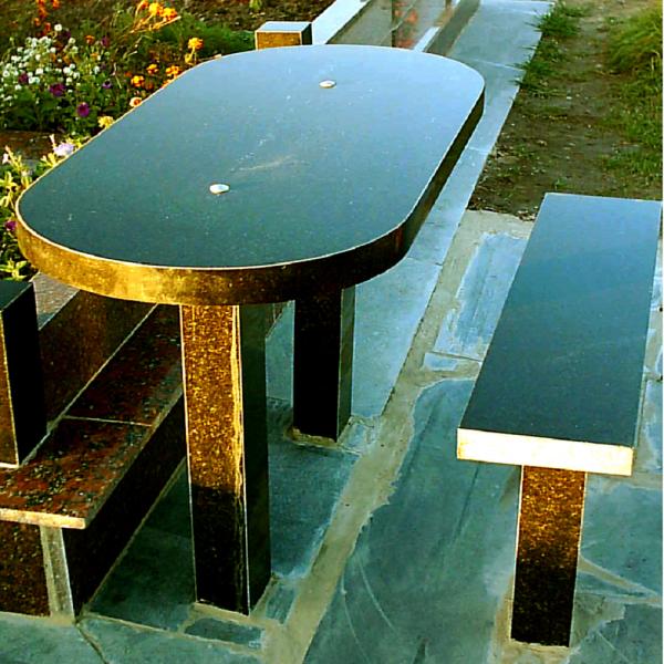 Столы и скамейки (#1179)