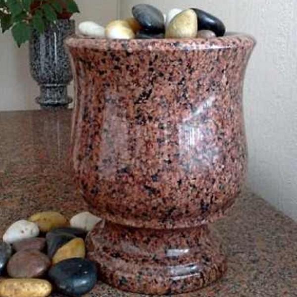 Гранитные вазы (#1324)