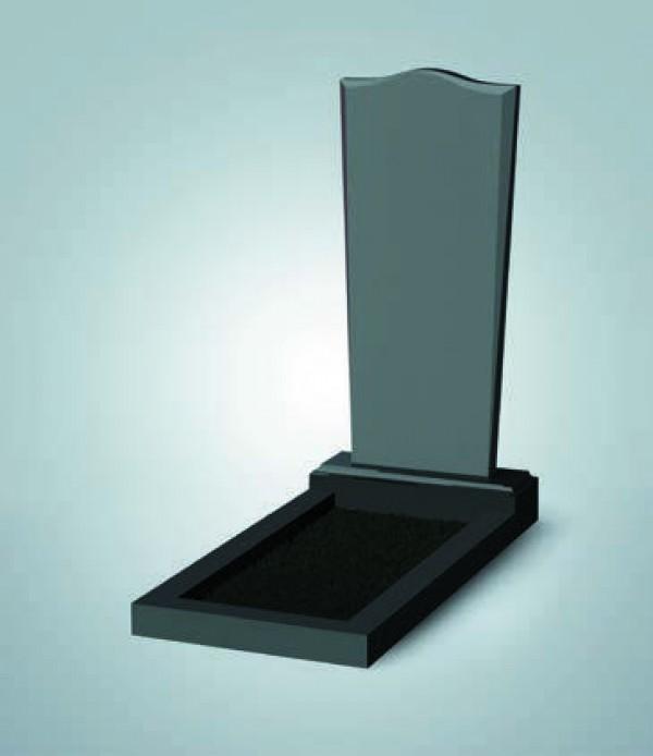 Памятник полностью готов к установке. Гранит черный Габбро. В стоимость входят художественные работы, а также упаковка готового комплекта.